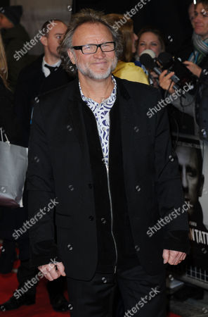Editorial image of 'The Girl With the Dragon Tattoo' film premiere, London, Britain - 12 Dec 2011
