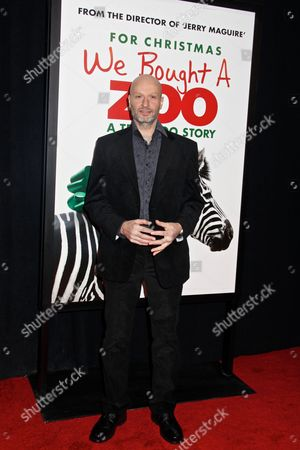 Editorial picture of 'We Bought A Zoo' film premiere, New York, America - 12 Dec 2011