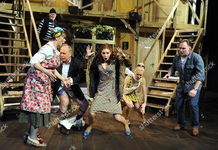Karl Johnson as Seisdon, Celia Imrie as Dotty, Jonathan Coy as Frederick; Amy Nuttall as Brooke, Janie Dee as Belinda, Robert Glenister as Lloyd