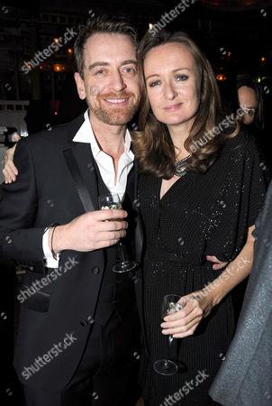 Scott Douglas and Lucy Yeomans