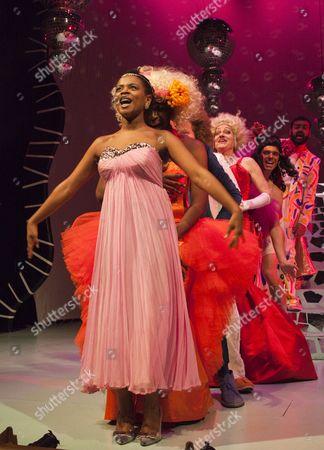'Cinderella' - Ayesha Antoine as Cinderella