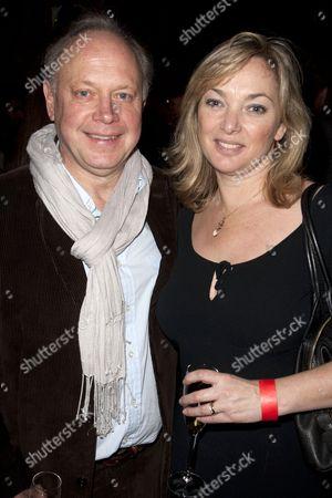 Jonathan Coy (Frederick Fellowes) and Emma Amos