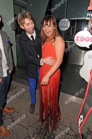 Editorial image of X Factor wrap party, London, Britain - 13 Dec 2011