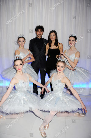Editorial picture of English National Ballet Christmas Party, London, Britain - 14 Dec 2011