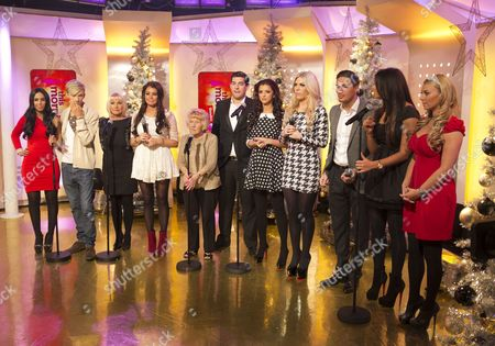 Peri Sinclair, Harry Derbidge, Carol Wright, Jessica Wright, Nanny Pat, James Argent, Lucy Mecklenburgh, Frankie Essex, Mario Falcone, Cara Kilbey and Billie Mucklow