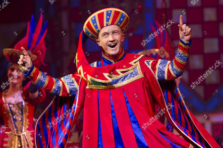 Editorial photo of Press Night for Dick Whittington at the New Wimbledon Theatre, London, Britain - 15 Dec 2011