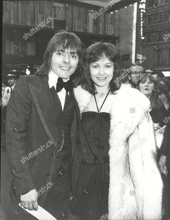 Actor Jack Wild (dead 03/06) And His Wife The Singer Gaynor Jones (divorced)