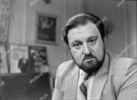 Duncan Weldon Of Triumph Apollo Production Theatrical Company 1983.