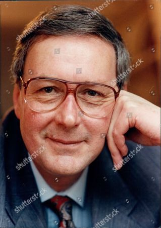 Editorial photo of Bob Wellings Former Presenter Of Tv Show That's Life 1991.