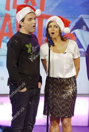 Editorial photo of 'Daybreak' TV Programme, London, Britain. - 16 Dec 2011