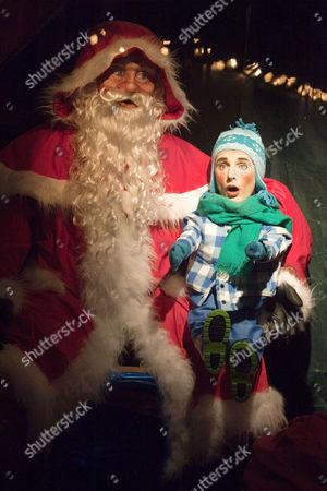 'Copyright Christmas' - Dickie Beau