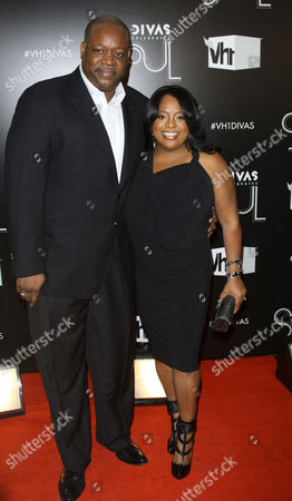 Jeff Tarpley and Sherri Shepherd