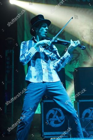 Stock Picture of Jonathan Sevink - The Levellers