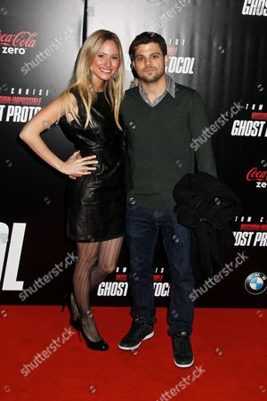Editorial picture of 'Mission Impossible - Ghost Protocol' Film premiere, New York, America - 19 Dec 2011