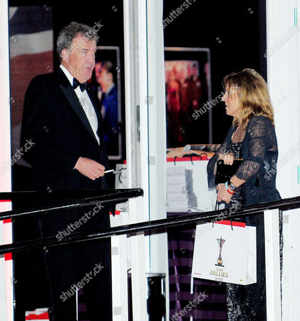 Jeremy Clarkson and wife Frances Cain
