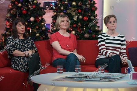 Editorial photo of 'Daybreak' TV Programme, London, Britain - 20 Dec 2011