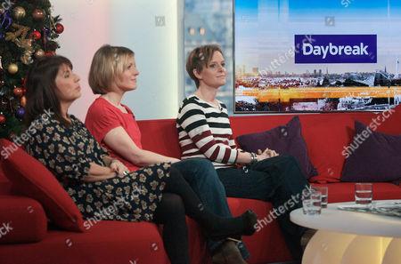 Editorial picture of 'Daybreak' TV Programme, London, Britain - 20 Dec 2011