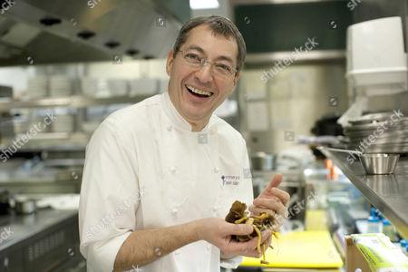 Stock Picture of Daniel Galmiche