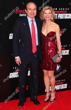 Editorial photo of 'Mission Impossible - Ghost Protocol' Film premiere, New York, America - 19 Dec 2011