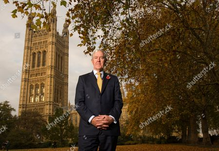 Stock Photo of Lord Paul Condon