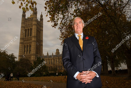 Stock Image of Lord Paul Condon