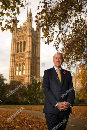 Editorial photo of Lord Paul Condon, Westminster, London, Britain - 10 Nov 2011