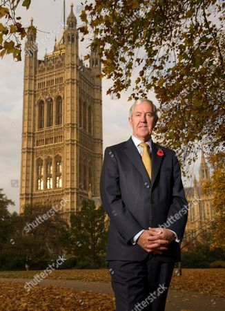 Editorial picture of Lord Paul Condon, Westminster, London, Britain - 10 Nov 2011