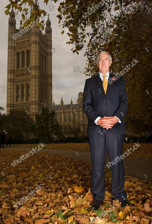Stock Picture of Lord Paul Condon