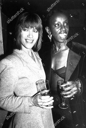 KIKI DEE & MADELINE BELL. 1988