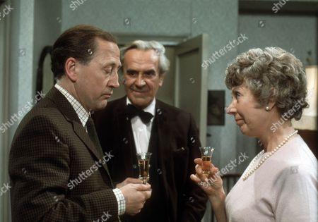 Editorial image of 'Late Night Drama - Silver Wedding' TV Programme. - 1974