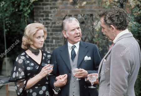 Mary Ure as Jane Burroughs, Gerald Sim as Julian Burroughs and Jack Hedley as Gerald