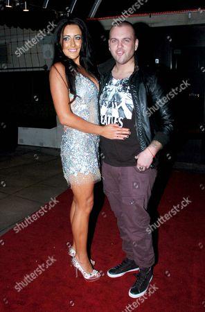 Stock Picture of Elissa Corrigan and Jaiden Michael