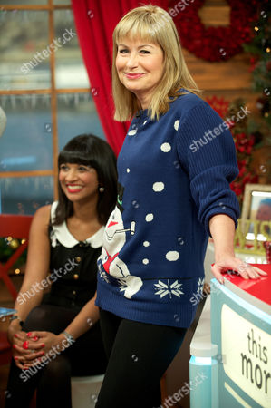 Editorial picture of 'This Morning' TV Programme, London, Britain - 22 Dec 2011