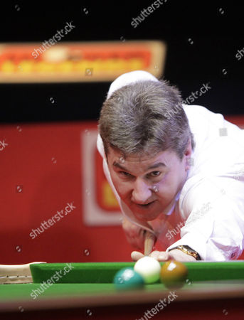 Editorial photo of Snooker Legends Tour Match, The Crucible Theatre, Sheffield, Britain - 08 Apr 2010