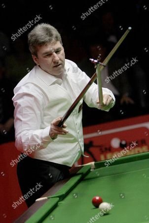 Editorial image of Snooker Legends Tour Match, The Crucible Theatre, Sheffield, Britain - 08 Apr 2010
