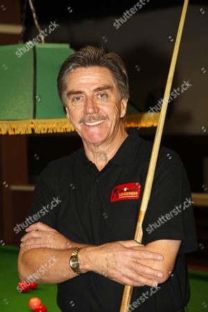 Stock Image of Cliff Thorburn