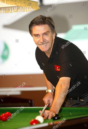 Editorial picture of Snooker Legends Tour Match, The Crucible Theatre, Sheffield, Britain - 08 Apr 2010