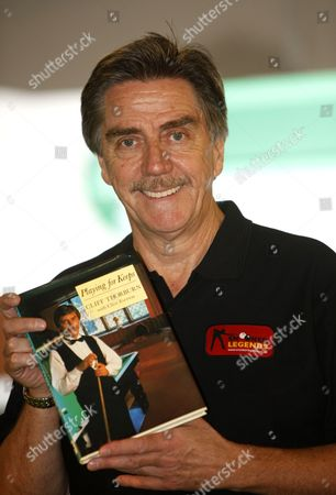 Stock Photo of Cliff Thorburn