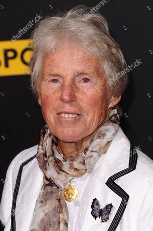 Stock Photo of Ann Haydon-Jones
