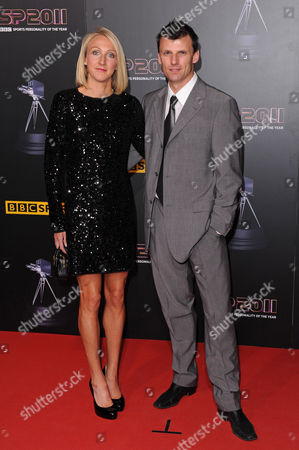 Paula Radcliffe and husband Gary Lough