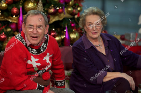 Fred Talbot and Susan Brookes