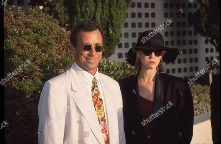 Loryn Locklin and Victor Drai