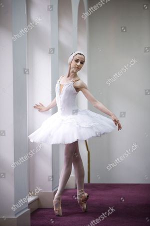 Editorial photo of Isobella Mayes Maguire at The London Coliseum, London, Britain - 16 Jul 2010