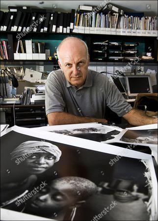 Editorial image of Nick Danziger, London, Britain - 30 Sep 2011