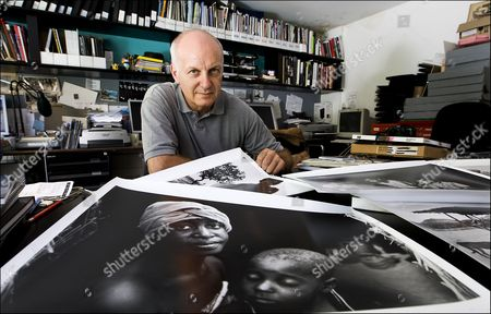 Stock Picture of Photo Journalist, Nick Danziger