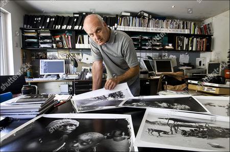 Editorial photo of Nick Danziger, London, Britain - 30 Sep 2011