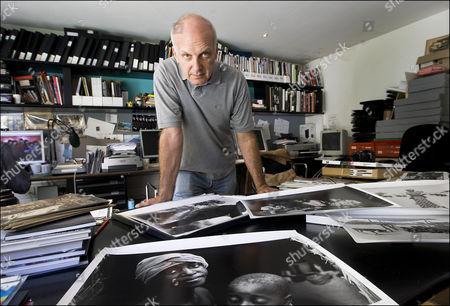 Photo Journalist, Nick Danziger