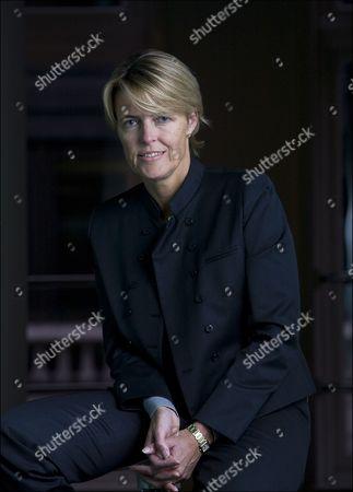 Stock Image of Christine Hodgson