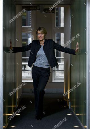 Stock Picture of Christine Hodgson
