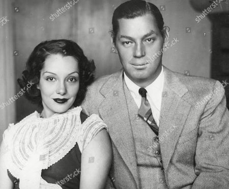 Johnny Weismuller Tarzan Actor Wife Actress Lupe Editorial Stock Photo -  Stock Image | Shutterstock